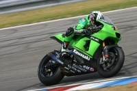 Anthony West in Brünn auf der MotoGP-Kawasaki ZX-RR