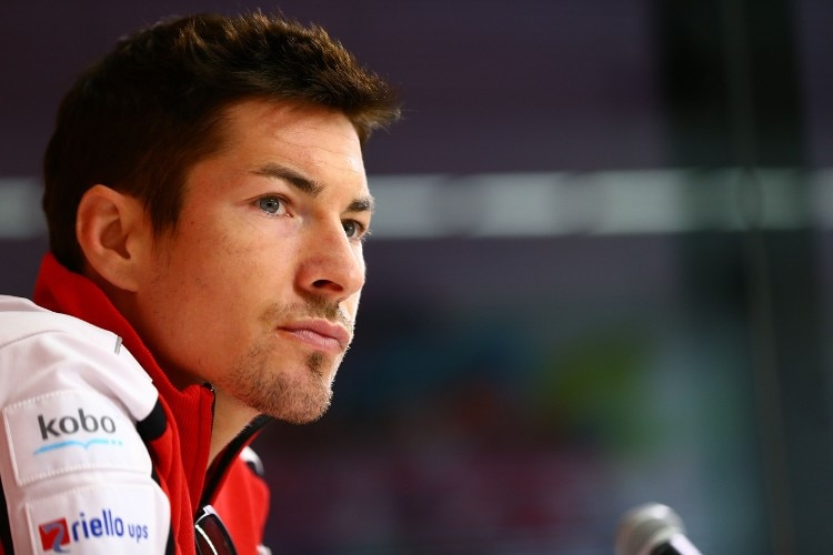 Nicky Hayden: Production-Racer, Superbike oder 2015 Suzuki?