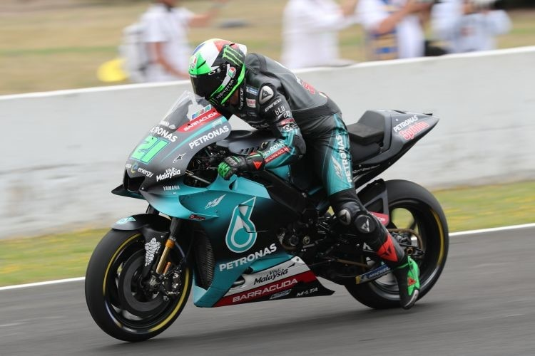50 Franco Morbidelli