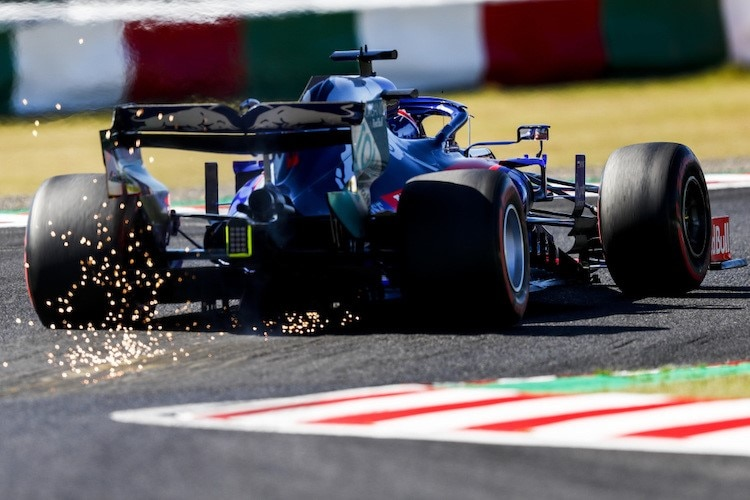 Formel 1 Suzuka 2021