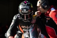 Scott Redding beim Jerez-Test