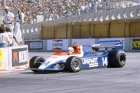 Clay Regazzoni 1980 in Long Beach