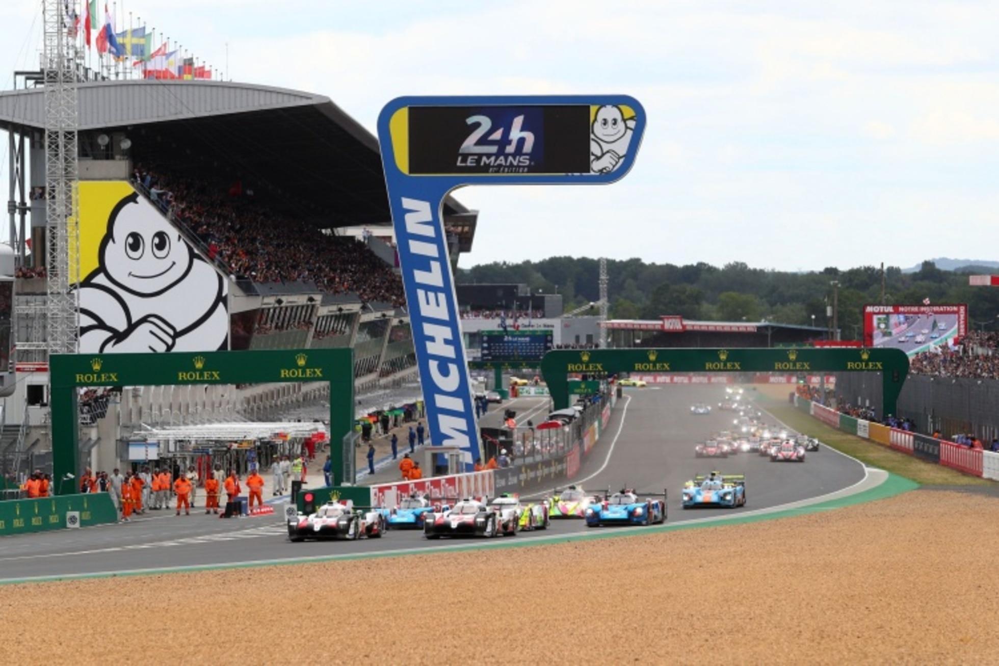 Überraschung: NITRO überträgt nun die 24h Le Mans