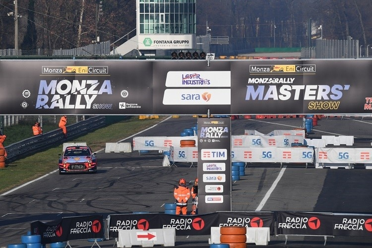 Die Monza Rally Show 2019