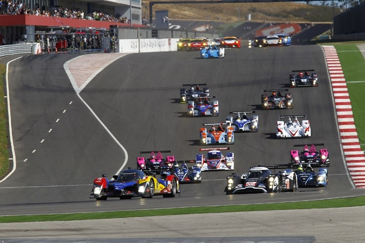 Grosser Sport, geringes Interesse: LMS in Portimao