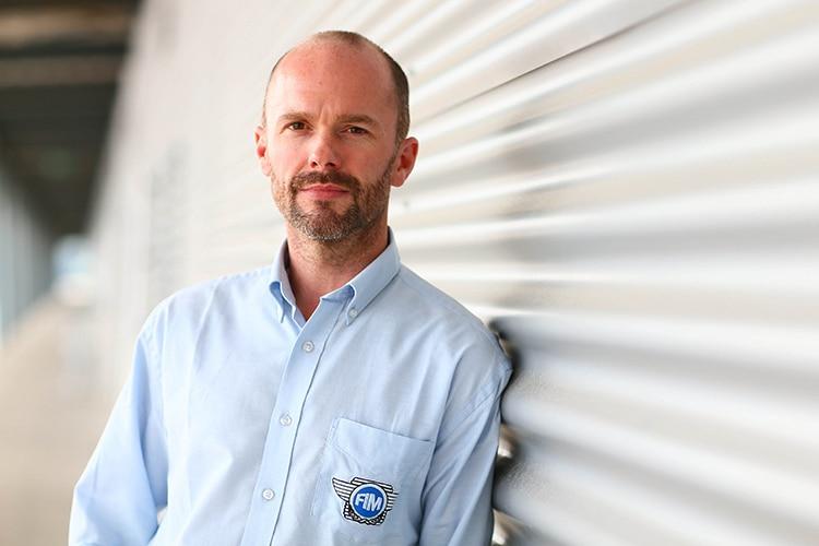 Directeur Technique FIM Scott Smart