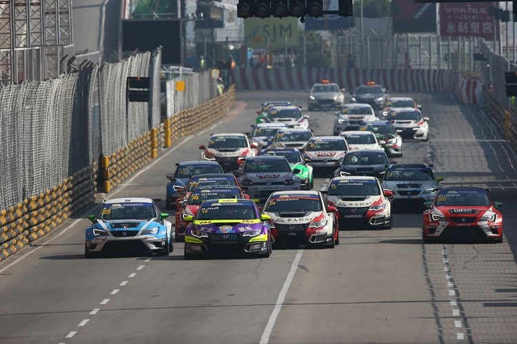 68 Fahrer aus 22 Nationen nahmen 2015 an den elf Events der TCR International Series teil