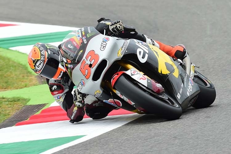 Tito Rabat in Mugello