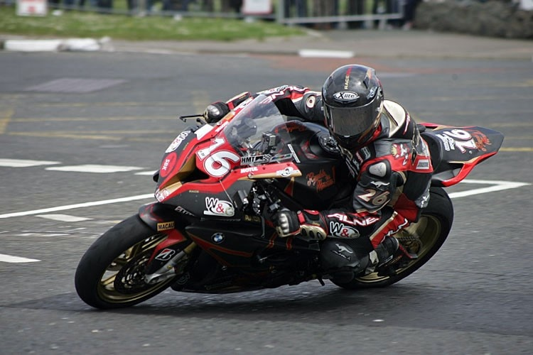 Didier Grams – North West 200   2015
