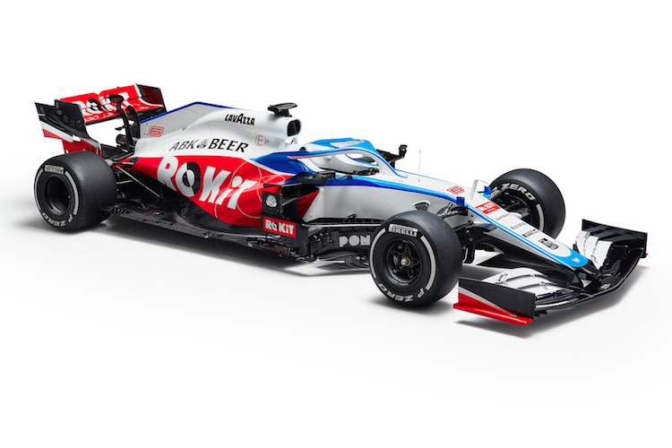 Der neue Williams FW43-Mercedes