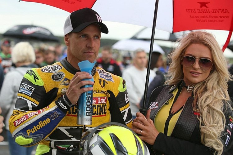 James Ellison fährt 2020 das North West 200