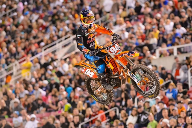 Ken Roczen: Viel Pech in Salt Lake City