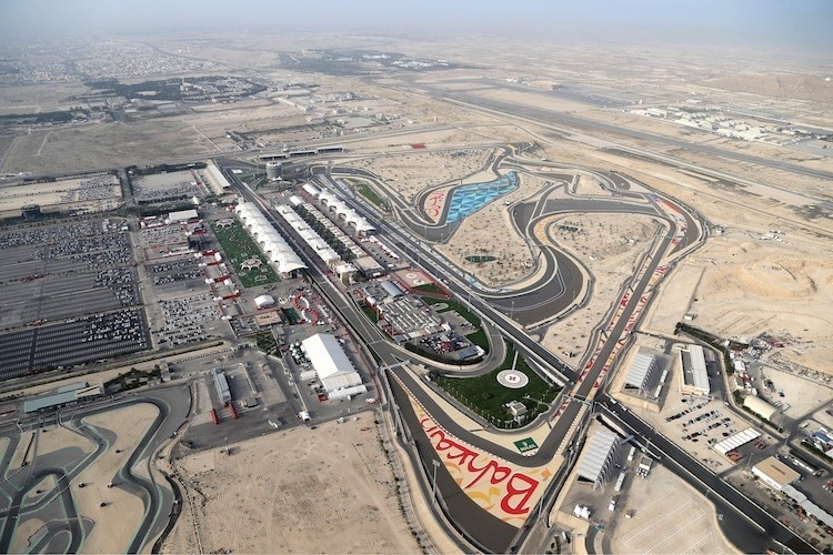 Der Bahrain International Circuit