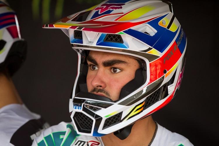 KTM-Pilot Lion Florian (19): Heftiger Abflug in Loket