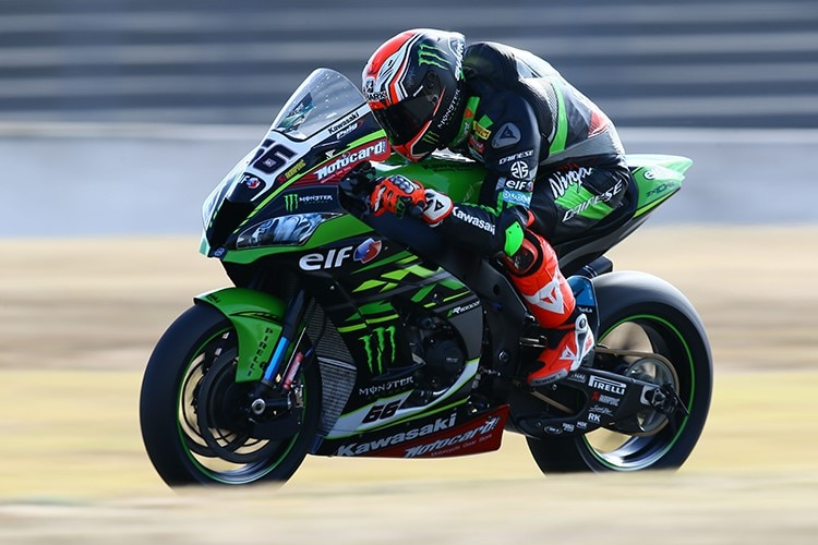 Tom Sykes in Magny-Cours