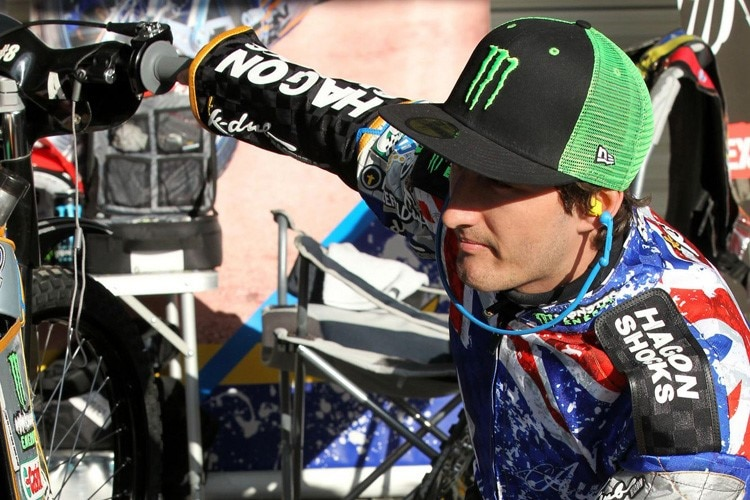 WM-Leader Chris Holder