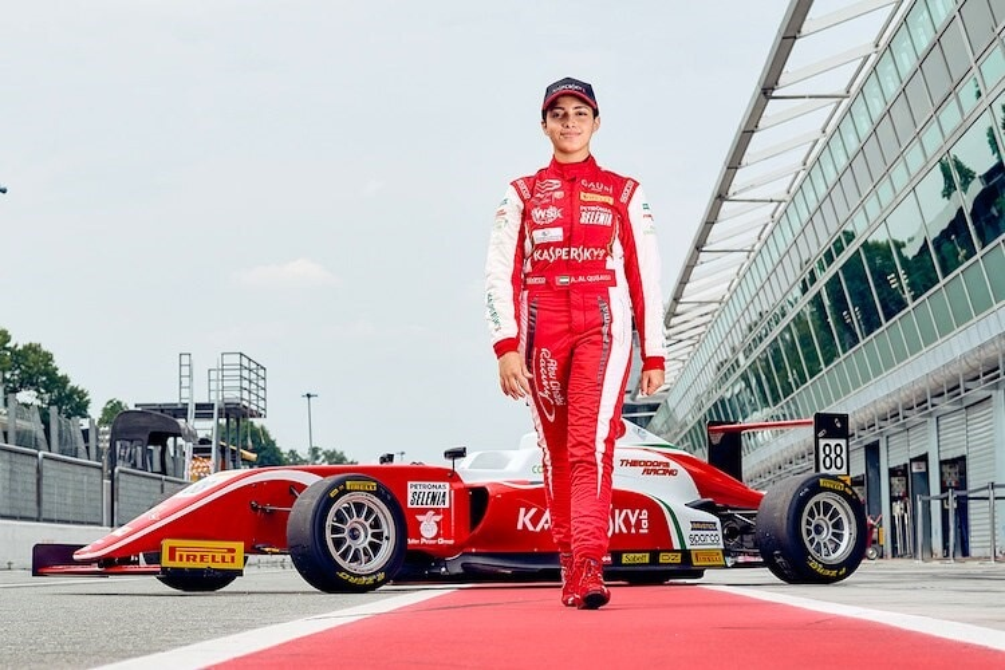 Weiblicher Formel 1 Fahrer Fia Und Ferrari Suchen Formel 1 Speedweek Com