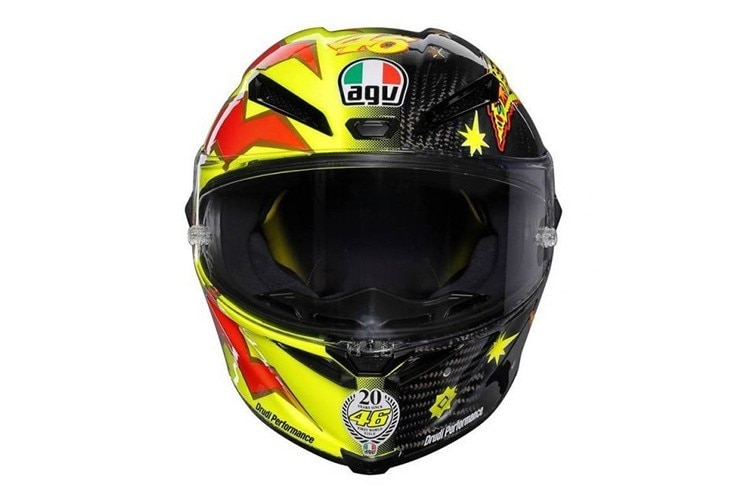 AGV Pista GP R «20 Years Limited Edition»