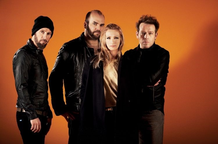 Live am Norisring: die Guano Apes