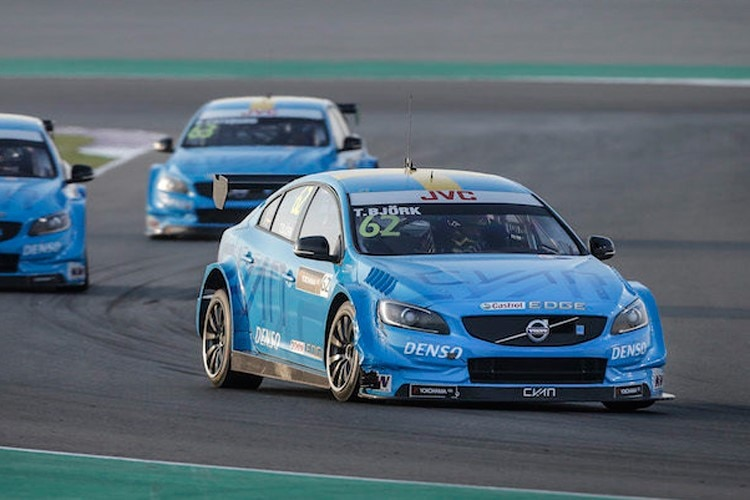 WTCC-Champion Thed Björk