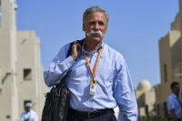 F1-CEO Chase Carey