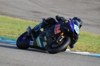 Yamaha-Pilot Sander Kroeze vom Team MGM Racing Performance