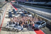 Die Race-Ladies am Red Bull Ring