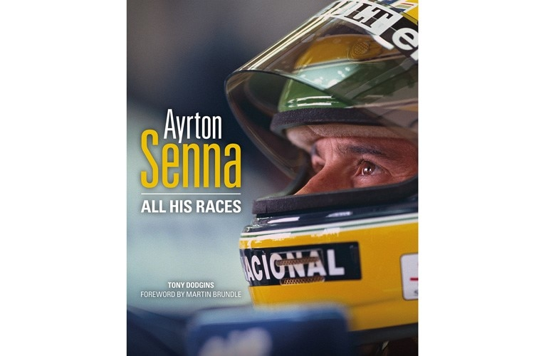 Tony Dodgins: Ayrton Senna – all his races