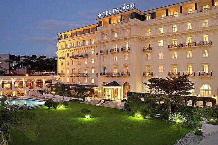 Das Hotel Palacio in Estoril