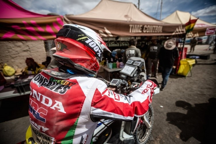 Paulo Goncalves, c Honda Racing Corporation