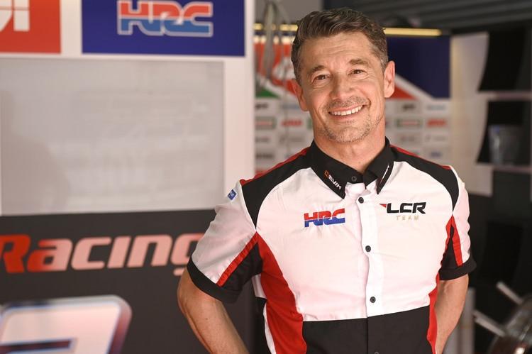 Lucio Cechinello fait le point sur l'équipe LCR