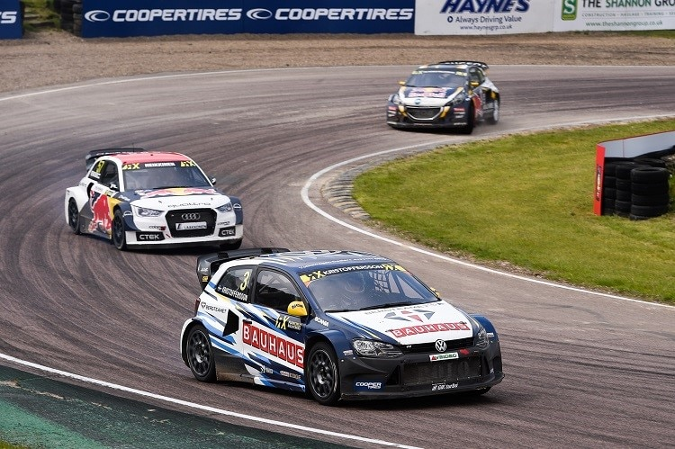 Johann Kristoffersson in Lydden Hill