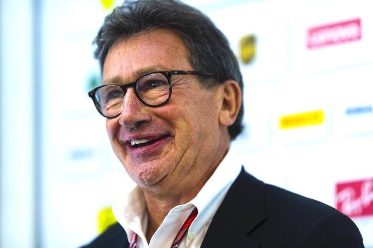 Louis Camilleri Ferrari Plan Für Mick Schumacher Formel 1 Speedweek Com