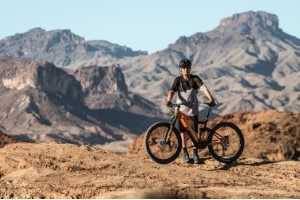 Eddie Lawson (61): Zum Hardcore E-Mountainbiker geworden