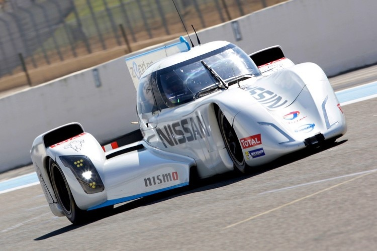 Nissan bei Tests in Le Castellet