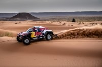 Zwei Mini JCW Buggy starten in Saudi-Arabien
