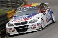 Gottfried Engstler 2012 in Macau: Kundensport hat bei BMW Tradition