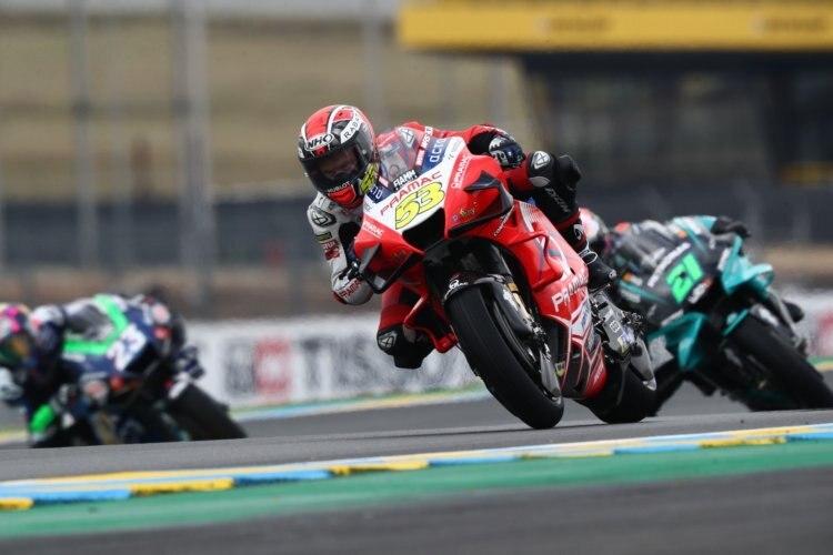 Tito Rabat au GP du Mans