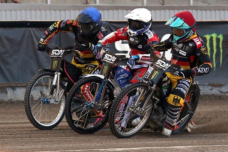 Speedway-EM: Huckenbeck und Erik Riss für Deutschland