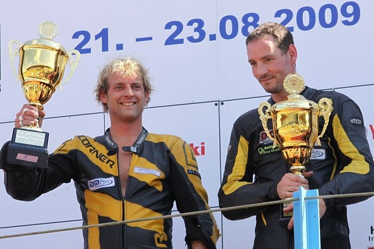 IDM Assen: Thomas Hofer (links) und Markus Schlosser.