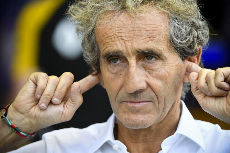 Alain Prost zu Lewis Hamilton: «Das stimmt so nicht»