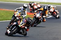 Piloten des ADAC Junior Cup powered by KTM 2015