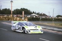 Der Ardex S80 in Le Mans 1981