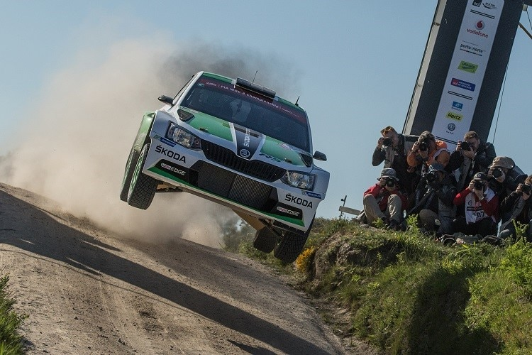 Esapekka Lappi in Portugal