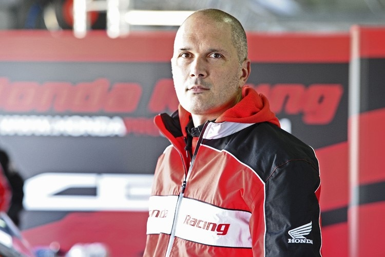 Honda-Racing-Manager Marco Chini