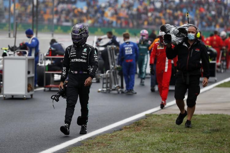 Jacques Villeneuve über Lewis Hamilton: Viele Fehler
