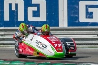 Tim Reeves/Mark Wilkes siegten in Assen