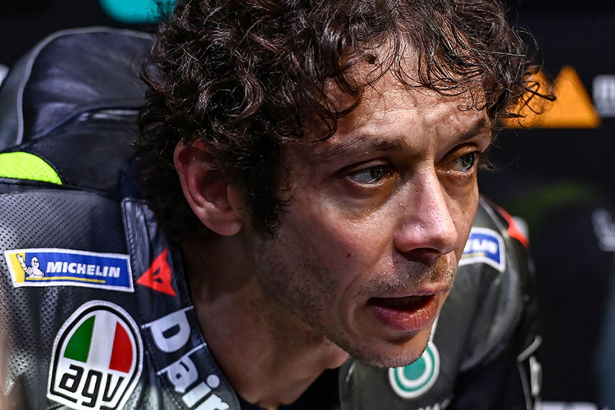 Valentino Rossi: «Es gibt mir Kraft und Motivation» - SPEEDWEEK.COM