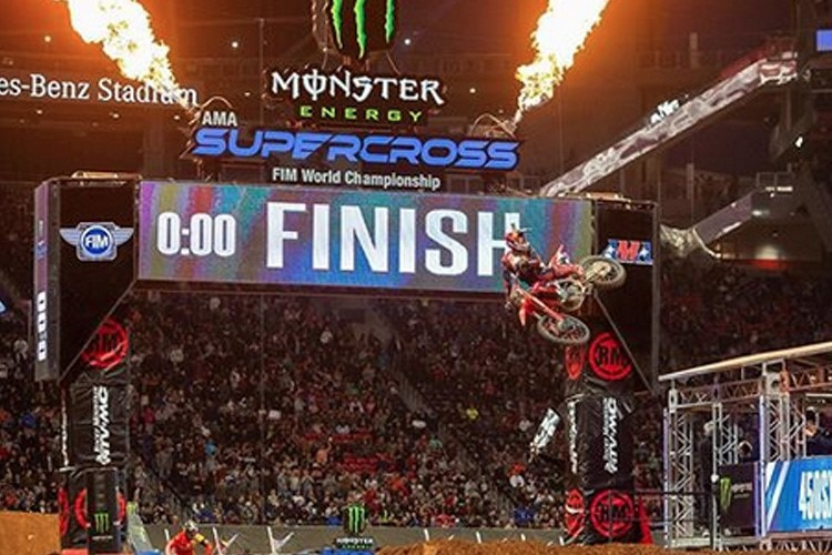 Die Supercross-WM beginnt am 16. Januar in Houston