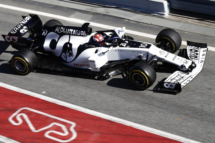 Alphatauri Formel-1